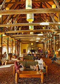 Inside the Paradise Inn © Deby Dixon