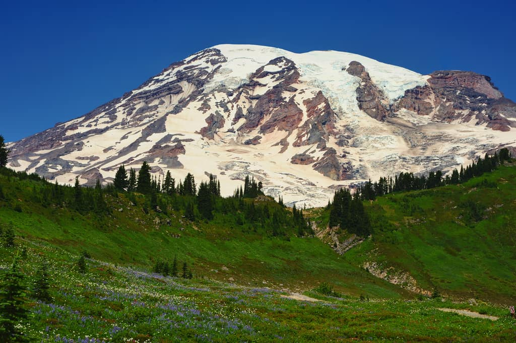 Seattle Washington Fall Skyline Wallpaper 48 Hours At Mt Rainier Tour Visit Rainier