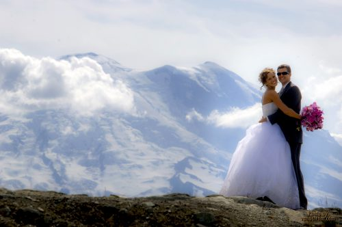 Weddings at Crystal Mountain
