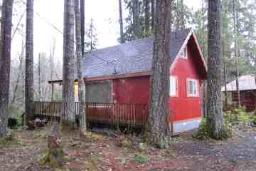 Little Red Cabin