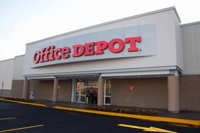 Office Depot Cancun Mexico Address and Map