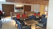 Holiday Inn Express Breakfast Area