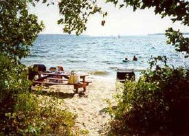 Tassel Top Beach