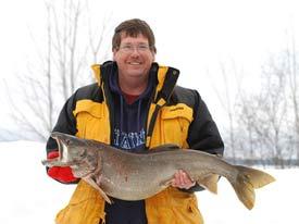 Sebago Lake Ice Fishing Derby