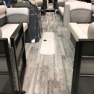 Party Boat Replacement Floor