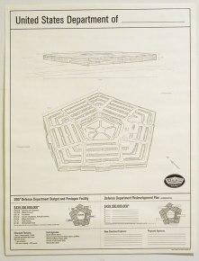 Steve Lambert pentagon print
