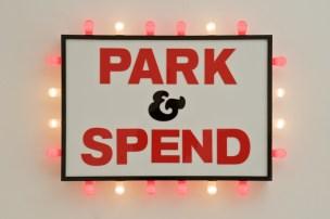 Park & Spend