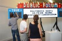 Steve Lambert Public Forum