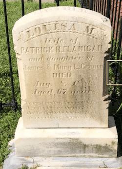Flanigan, Louisa M. Creyon