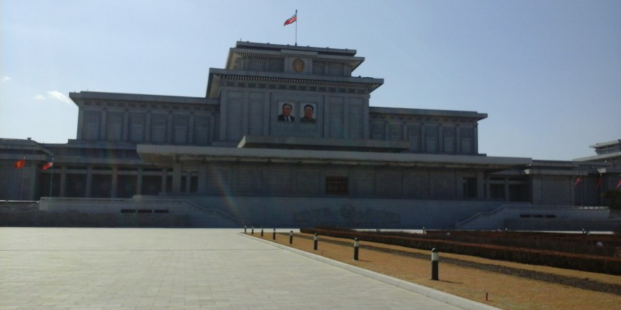 Inside The Kumsusan Palace of the Sun: Surreal even by North Korean Standards