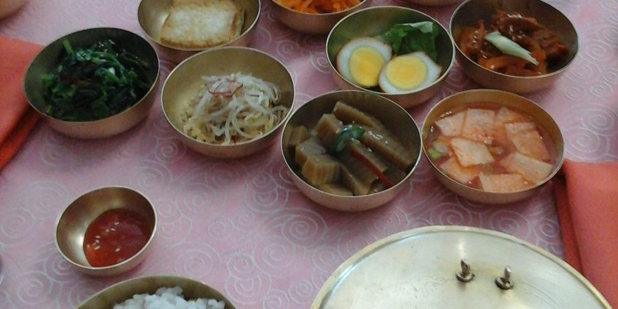 Food for thought: What do tourists eat in North Korea?