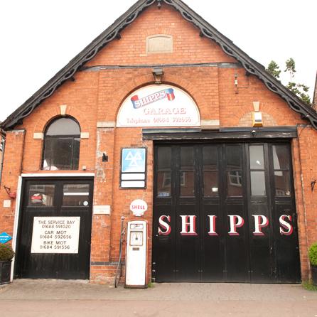 Shipps Garage