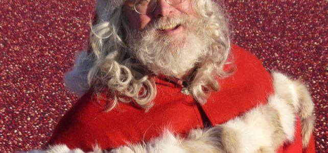 Santa Coming to Warrens Dec. 9