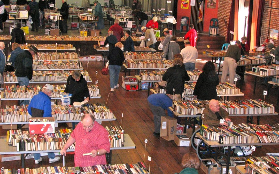 Friends of Brown Library Book Sale ~ Sunday