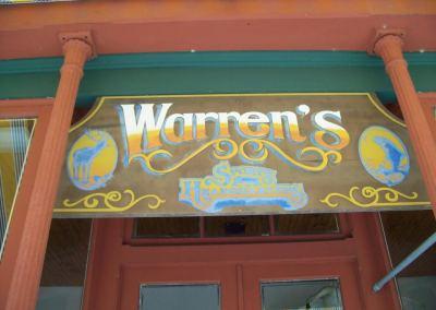Warren's Sport Headquarters