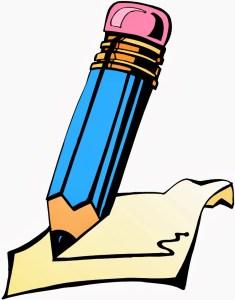 writers pencil