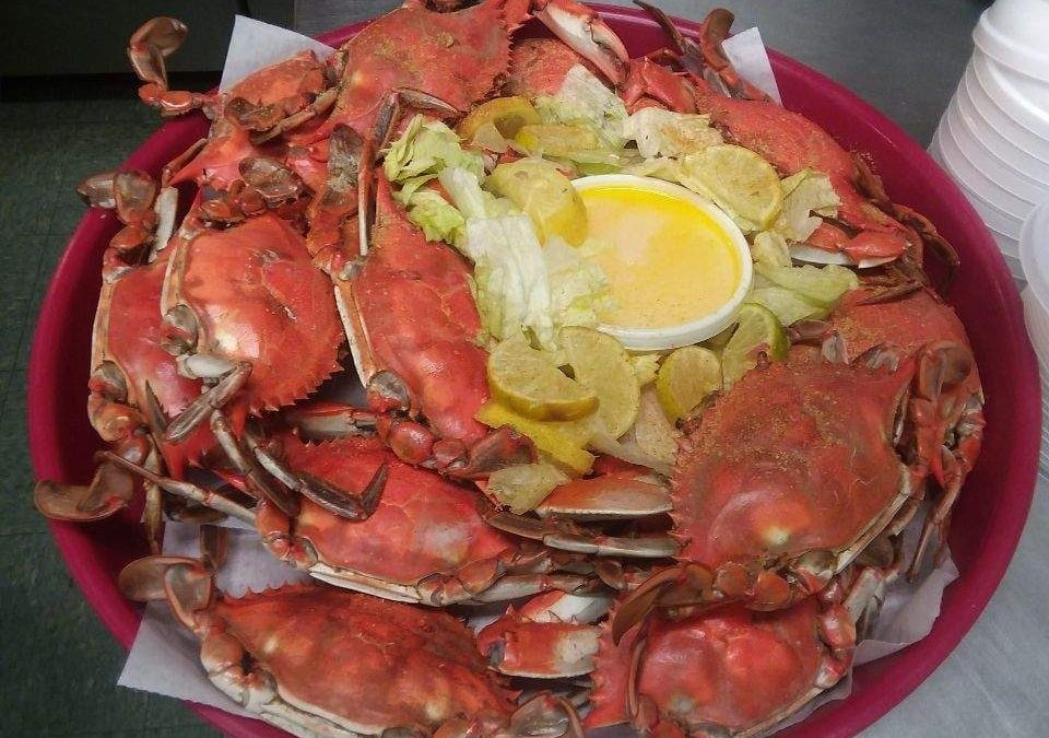 Plenty of Fish in the Sea:  Where to find the Best Seafood in Washington