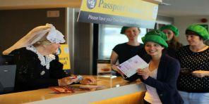 Time Traveller's Passport Launch