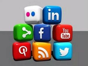 social media images