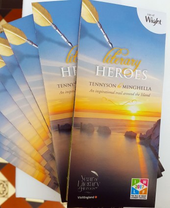 Literary Heroes leaflets