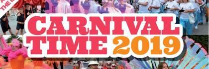 carnival time poster 2019