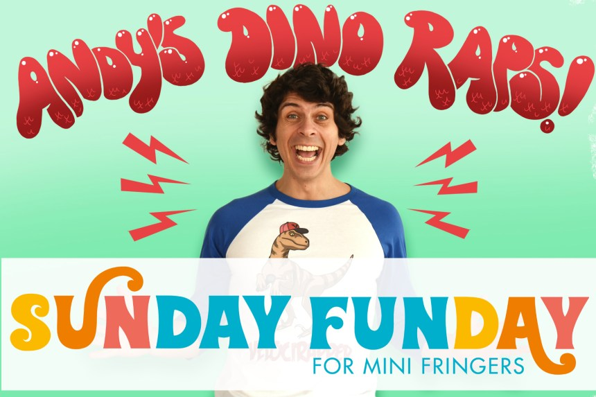 an image of children's television presenter Andy Day