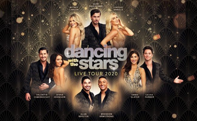 Dancing With The Stars Live Tour 2020 Tourism Windsor
