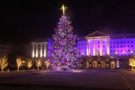 Holiday Light Displays in Southern West Virginia  Visit