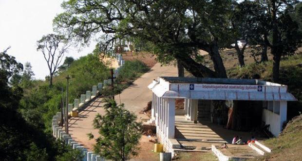 shevaroyan temple yercaud