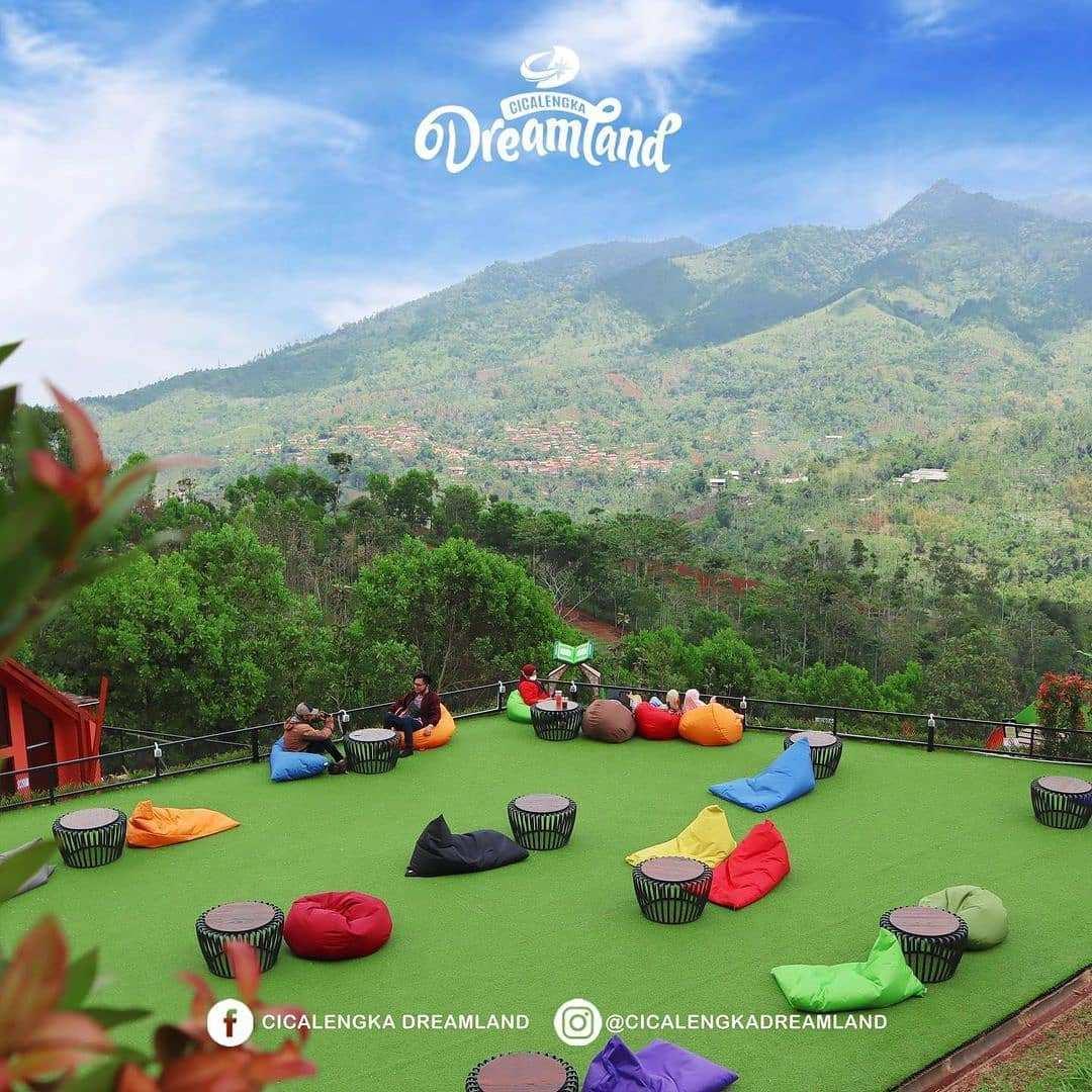 Fasilitas di Cicalengka Dreamland Bandung