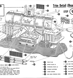 sealab iii parts png  [ 1626 x 1252 Pixel ]
