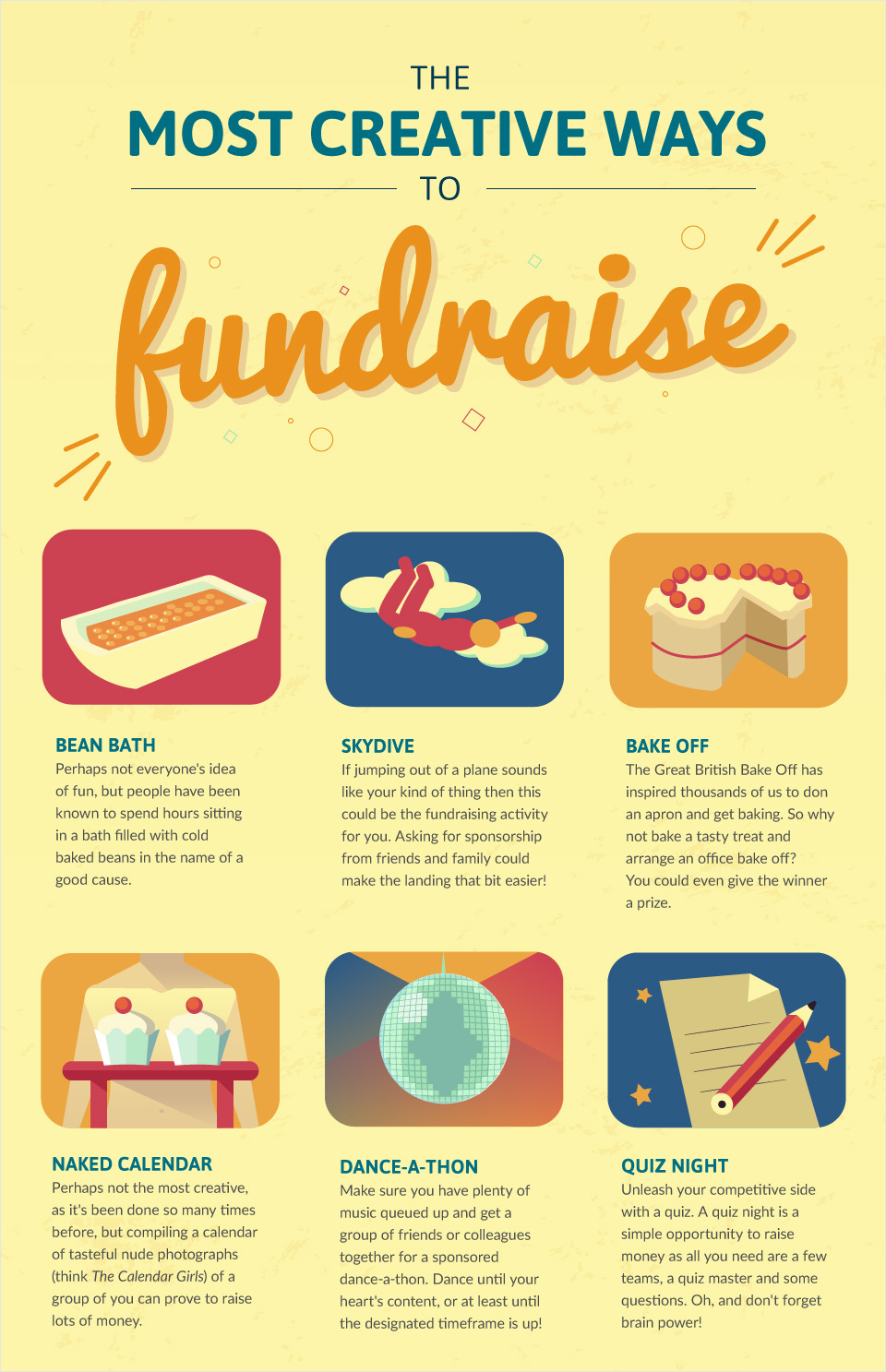40 infographic ideas to