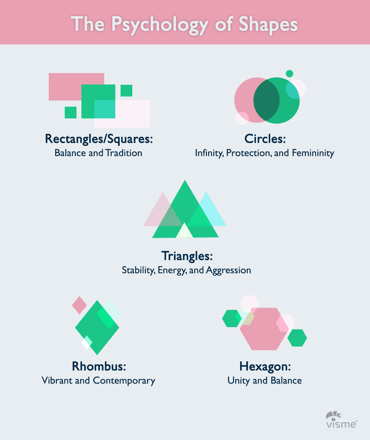 hight resolution of 40 brilliant geometric patterns the psychology of shapes