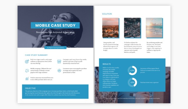 How to Create a Case Study + 24 Case Study Templates