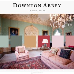 Color Combination Living Room Images Of Palette Ideas From Tv Rooms Visual Learning Center By Downton Abbey
