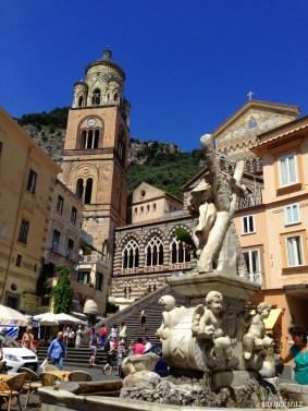 Amalfi meydanı