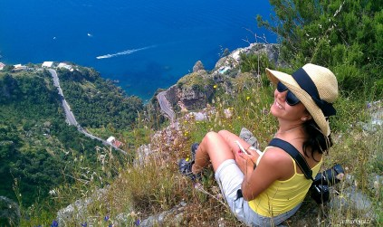 Amalfi Kıyısı - Tanrıların Yolu