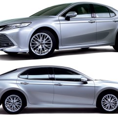 All New Toyota Camry Philippines Singapore Arrives In Philippine Market Visor Ph Says The Has A Lower Center Of Gravity Photos From