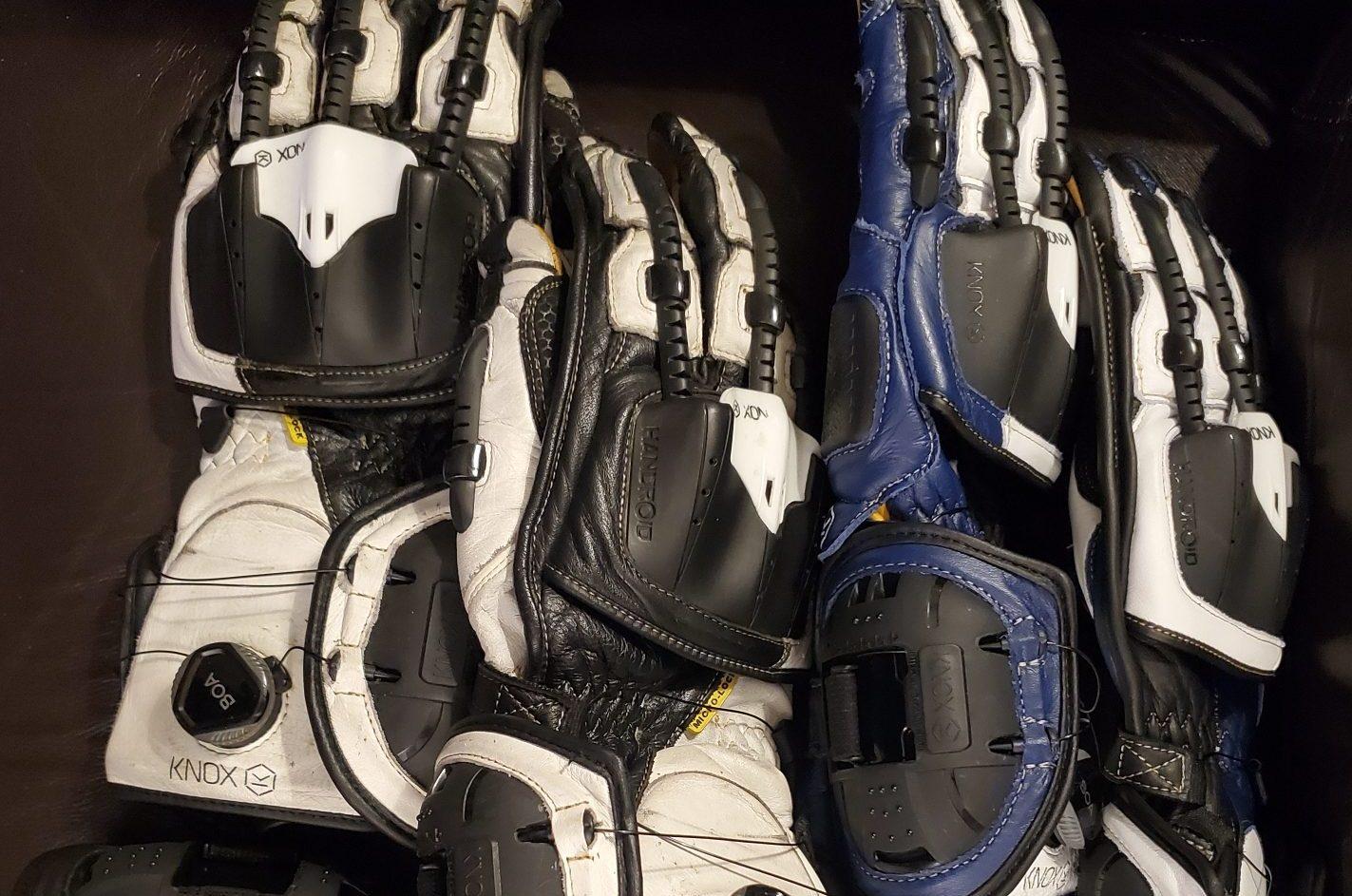 Knox Handroid MkIV Gloves