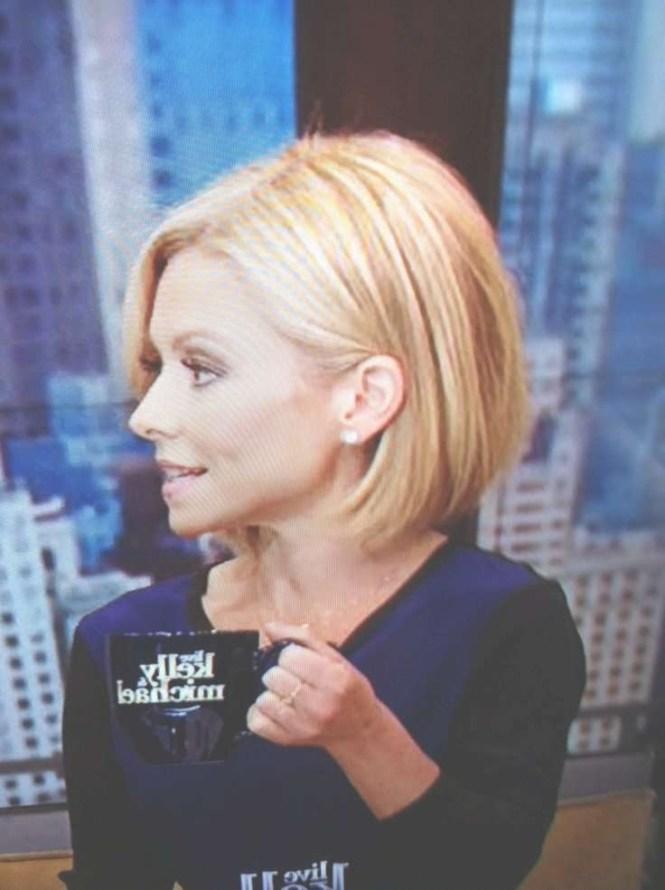 Kelly Ripa Haircut 2014 The Best Haircut Of 2018