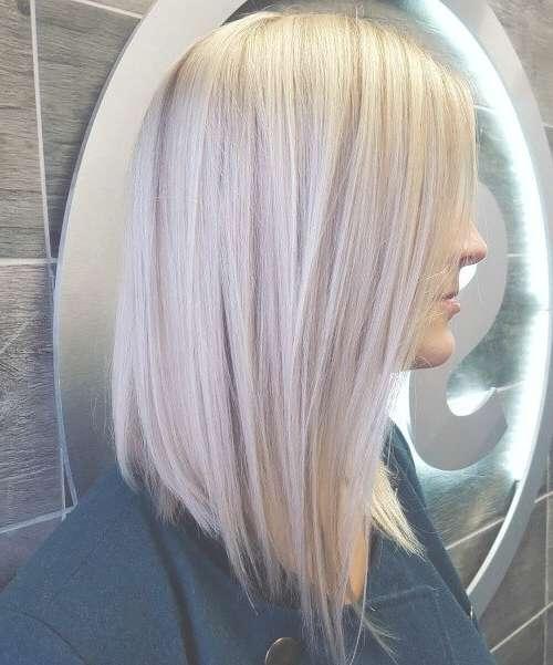 Best 15 Of Blonde Long Bob Haircuts