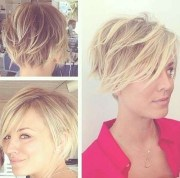 layered pixie bob hairstyles