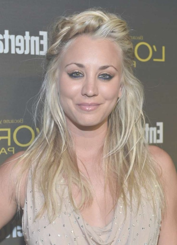 30 Kaley Cuoco Old Hairstyles Hairstyles Ideas Walk The Falls