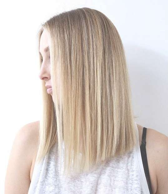 30 One Length Hairstyles Hairstyles Ideas Walk The Falls