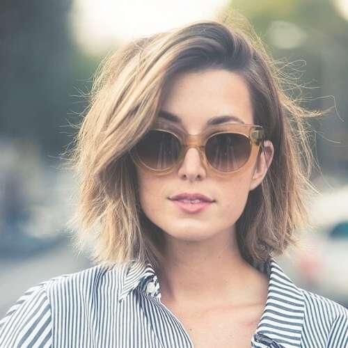 Imagenes De Low Maintenance Haircuts For Round Faces