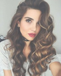 Hairstyle Ideas For Long Hair Night Out - HairStyles