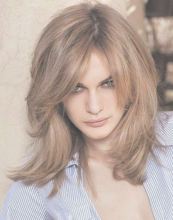30 2018 Medium Hairstyles With Side Bangs Hairstyles Ideas Walk