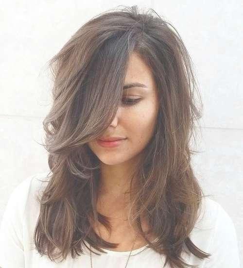 Low Maintenance Medium Length Hairstyles 2018 Female ...