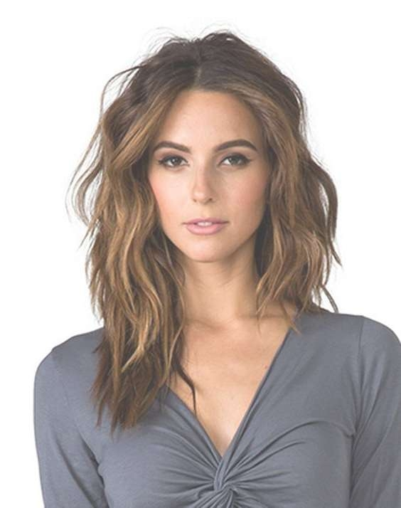 30 Low Maintenance Medium Length Hairstyles Hairstyles Ideas