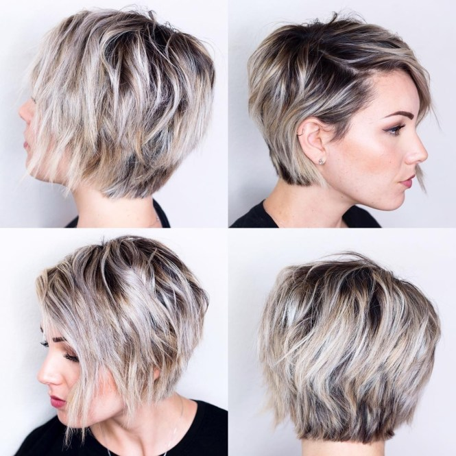 Tag Cute Pixie Cuts For Long Faces
